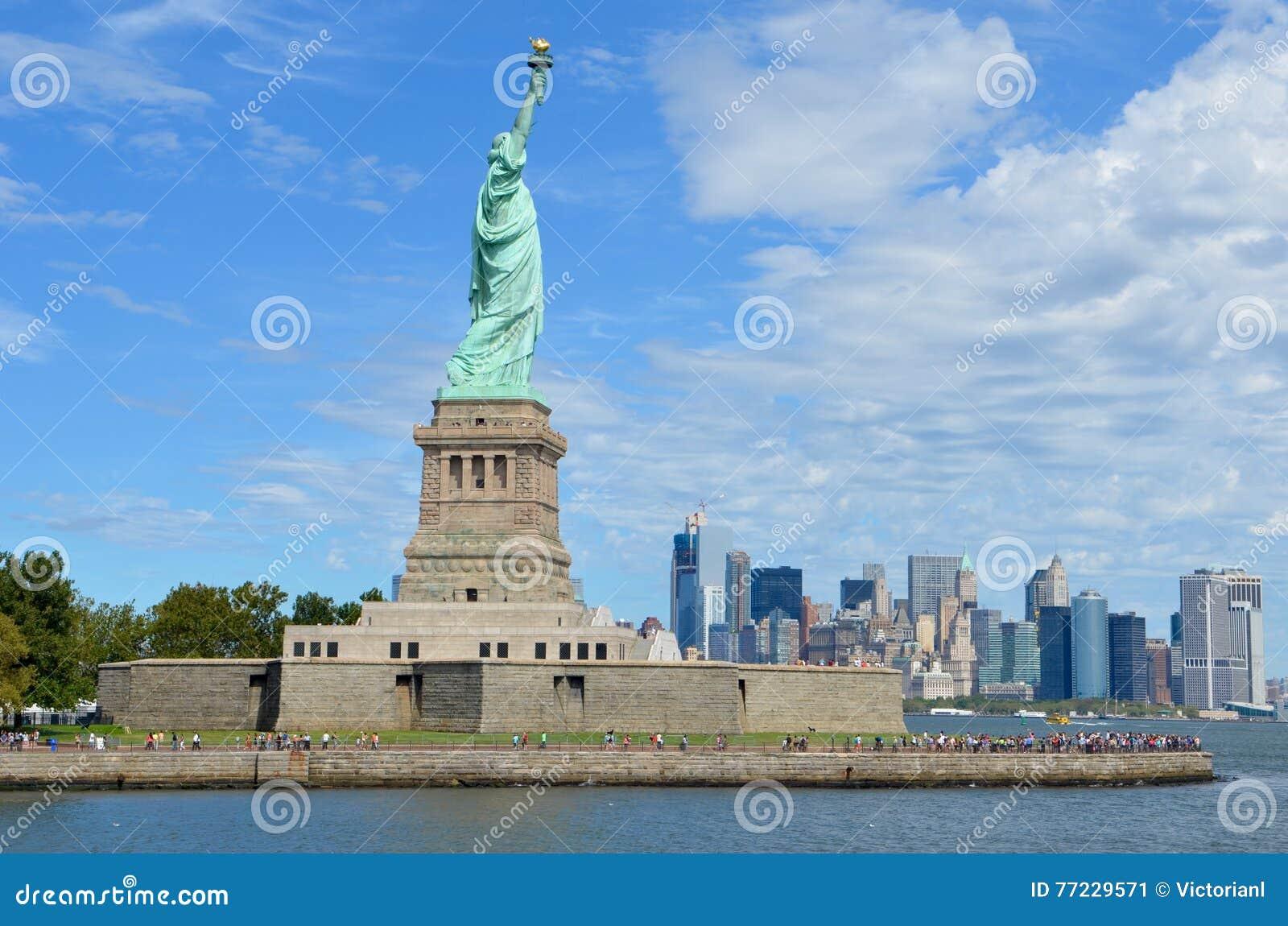 Estátua de liberdade, New York City