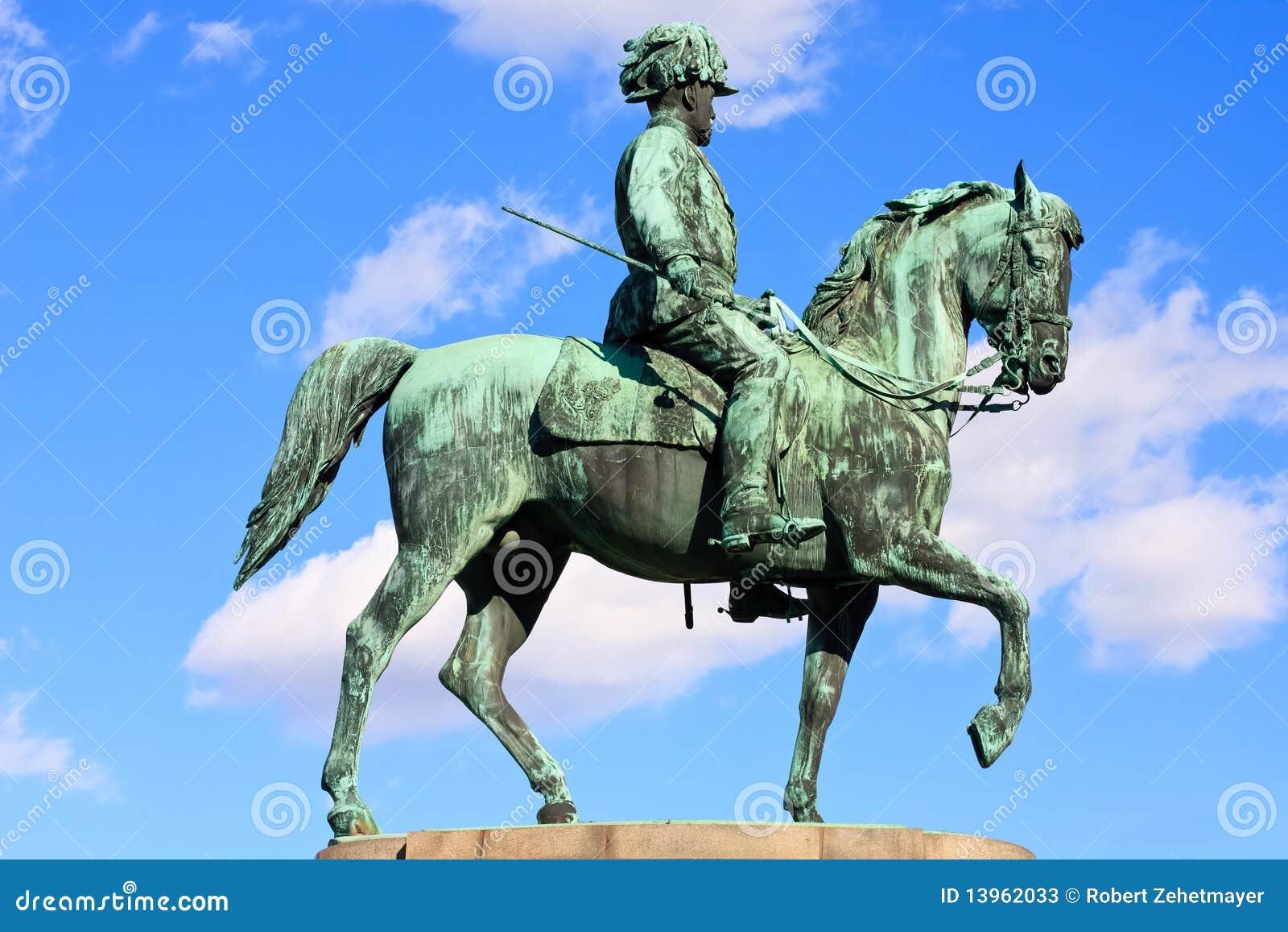Estátua do archduke Albrecht de Áustria, Viena
