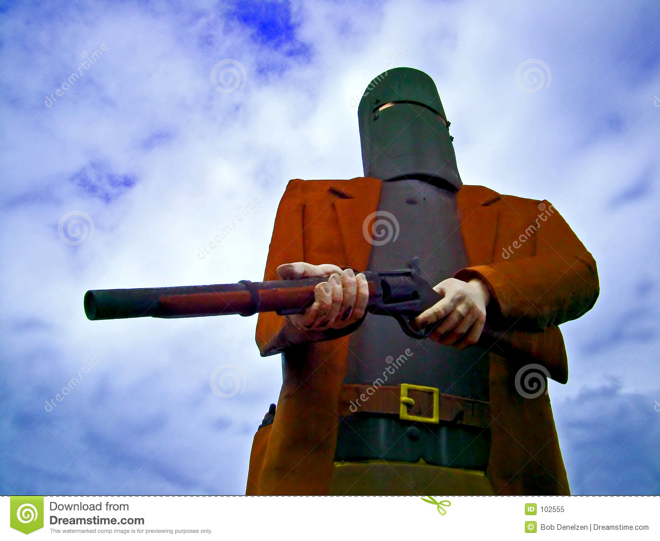 Estátua Ned Kelly