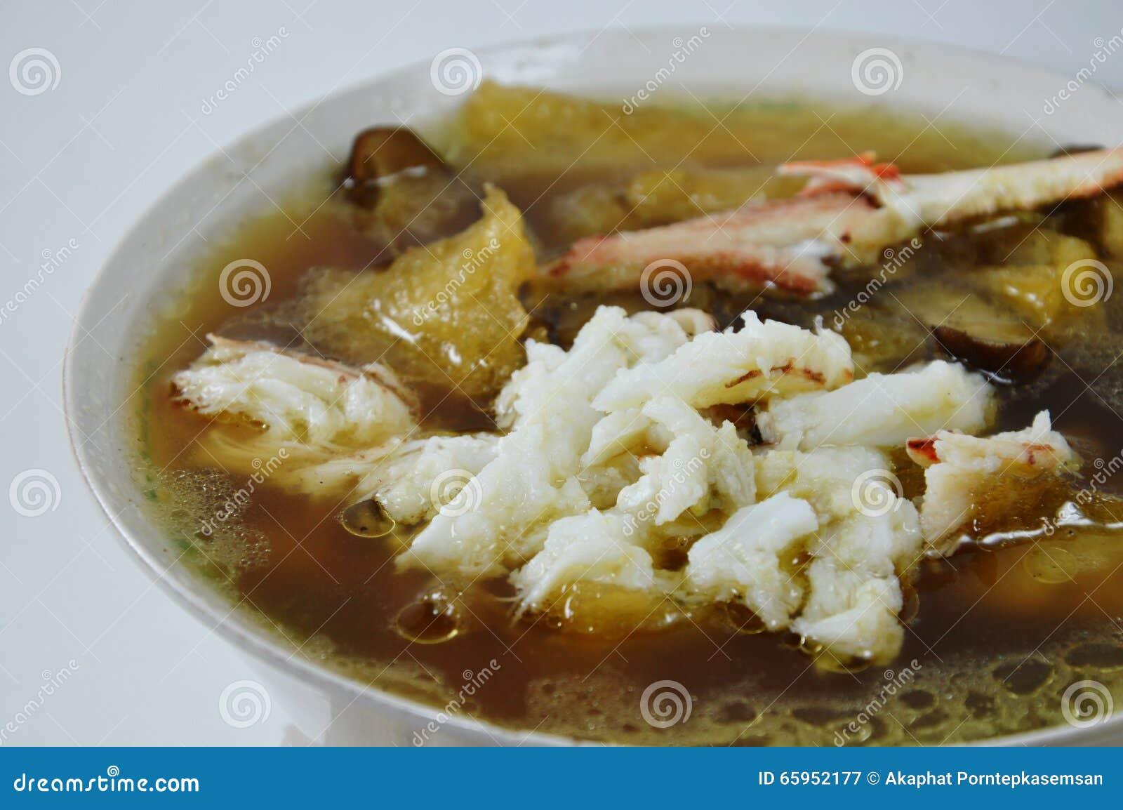 Est mago cocido de los pescados en carne de cangrejo roja - Salsa para bogavante cocido ...