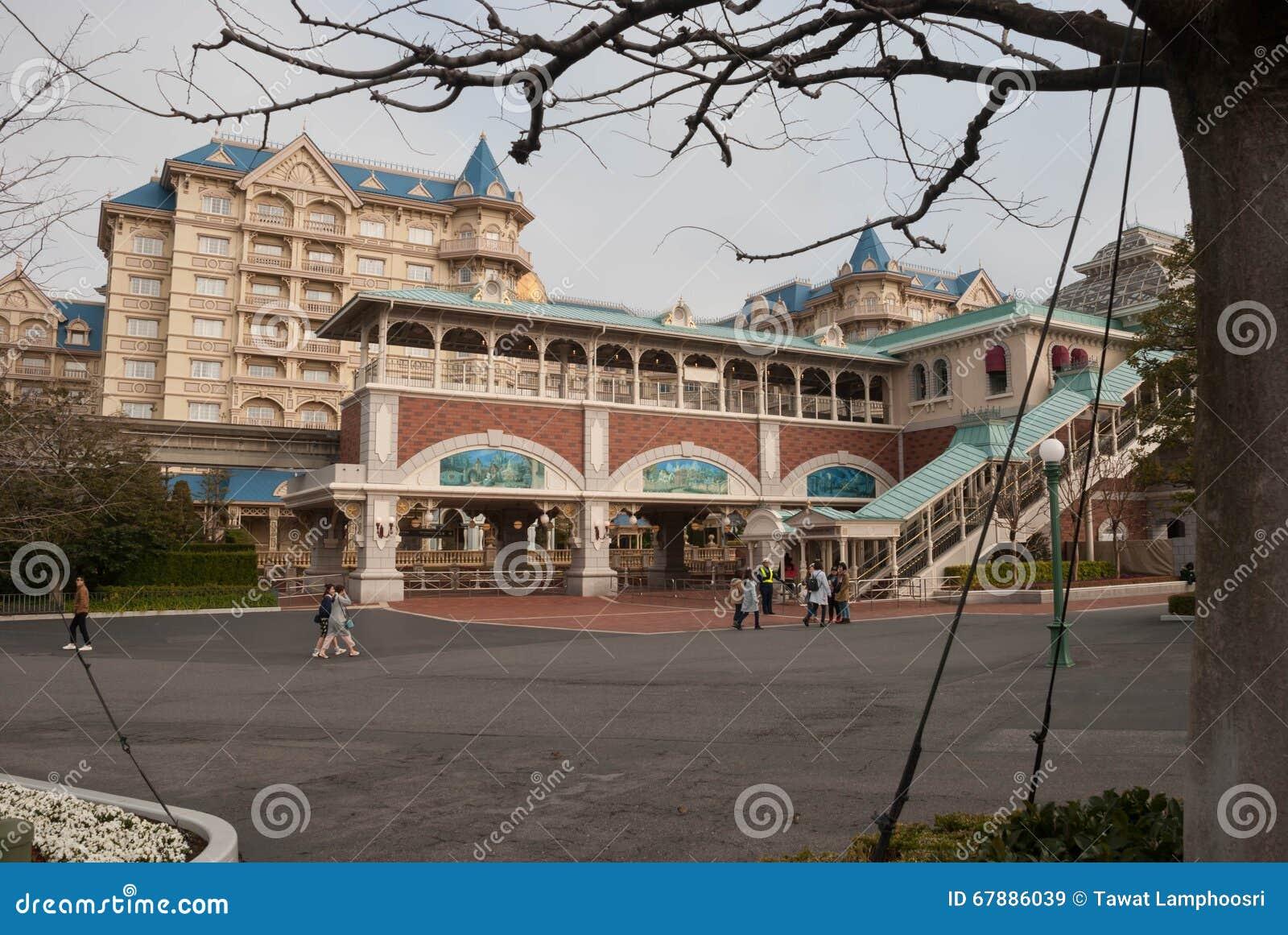 Estação de caminhos-de-ferro de Disneylândia