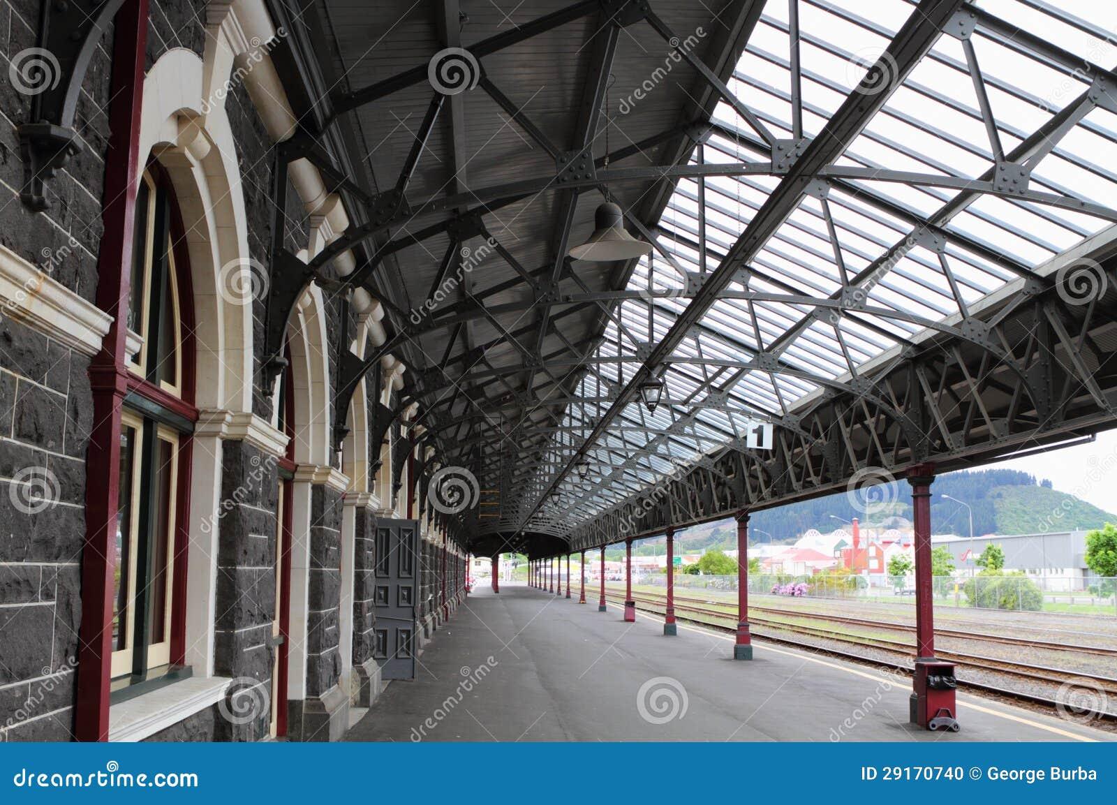 Estação de comboio de Dunedin