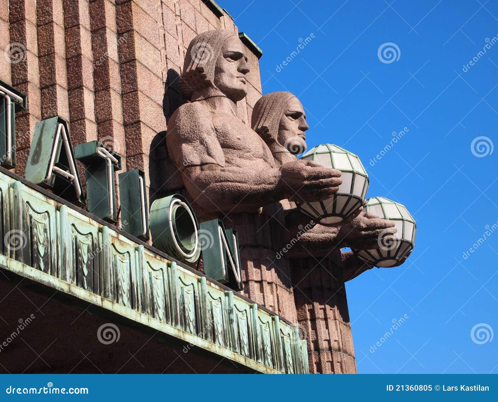 Estação de comboio de Helsínquia