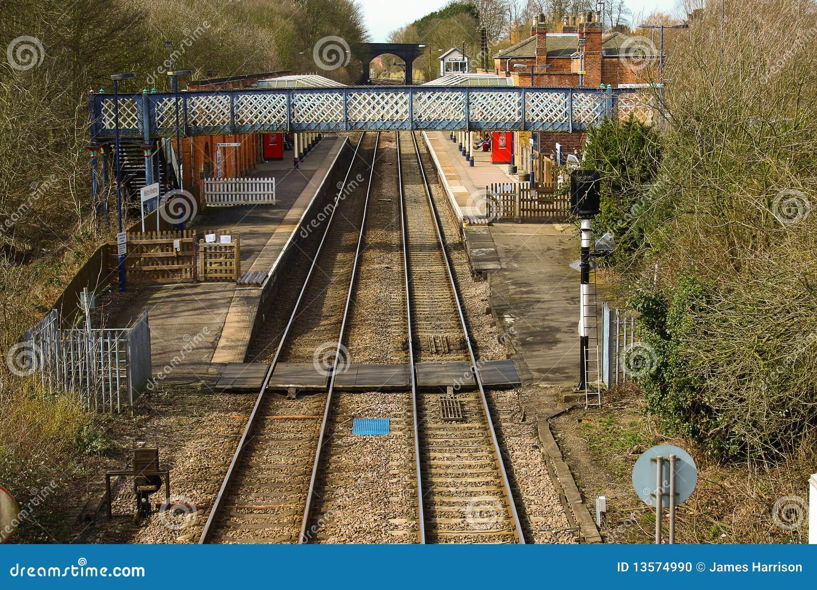 Estação de comboio de Melton Mowbray