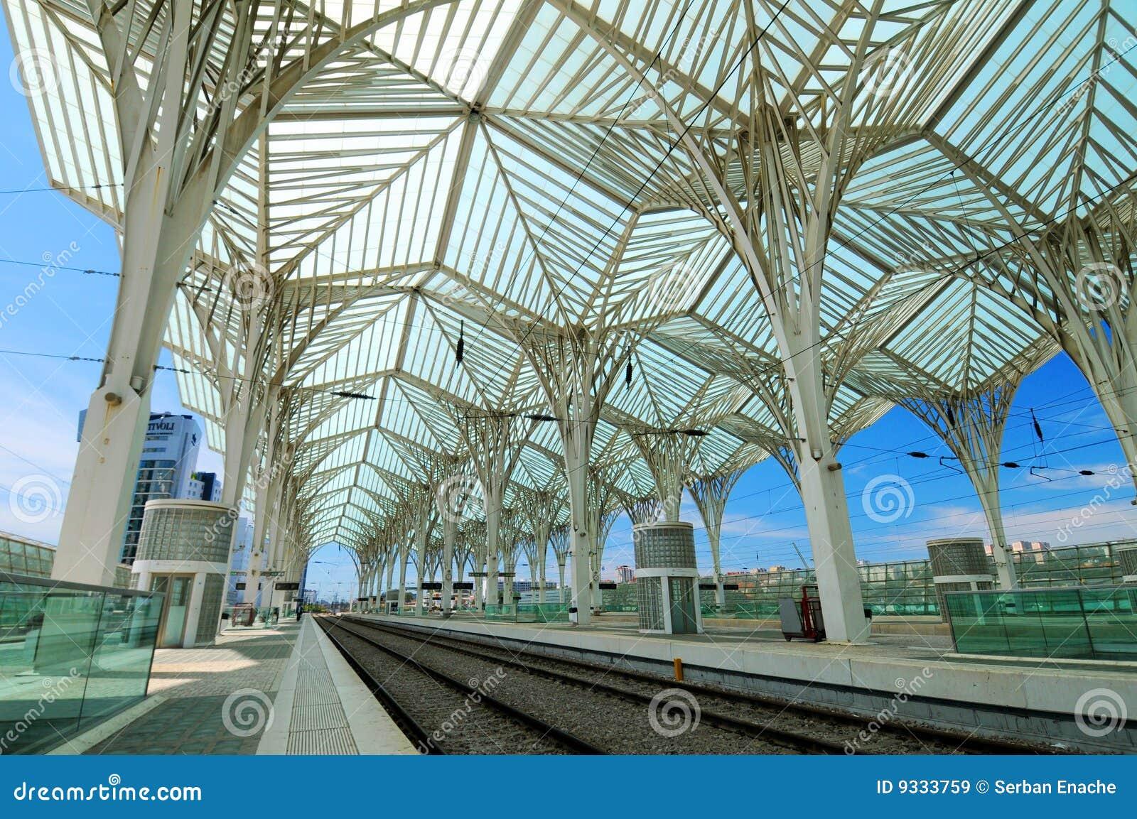 Estação de comboio, Lisboa