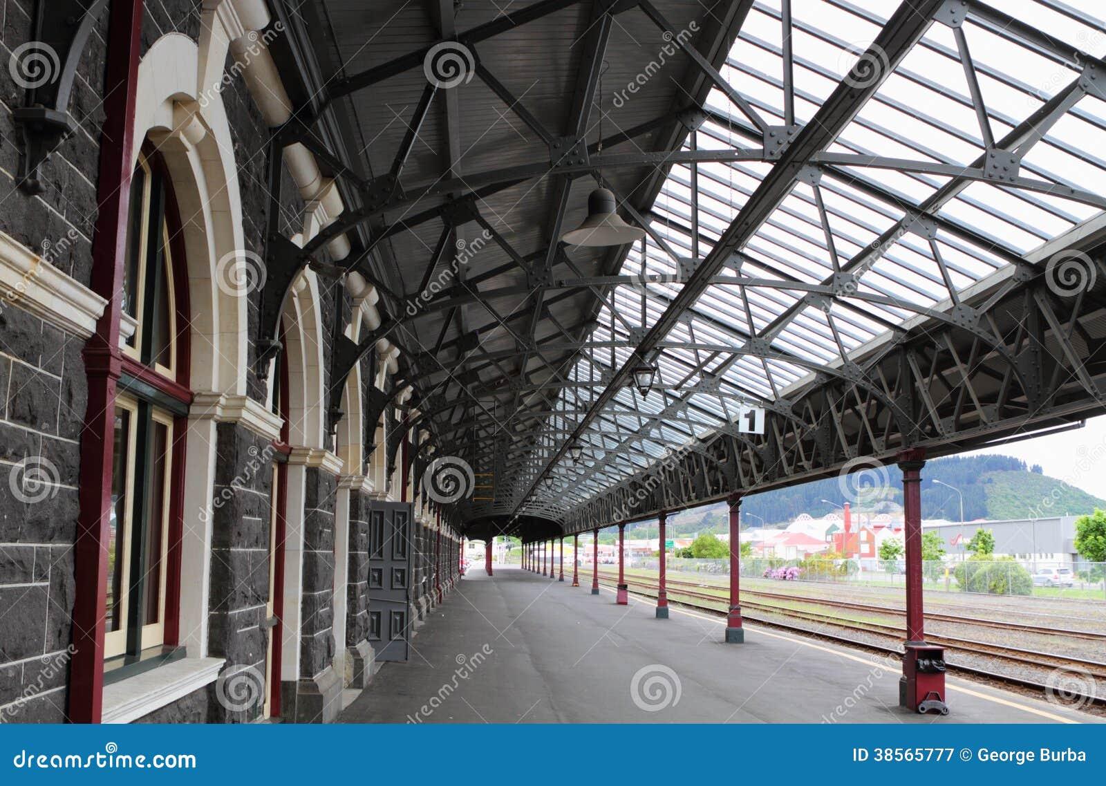 Estação de trem de Dunedin