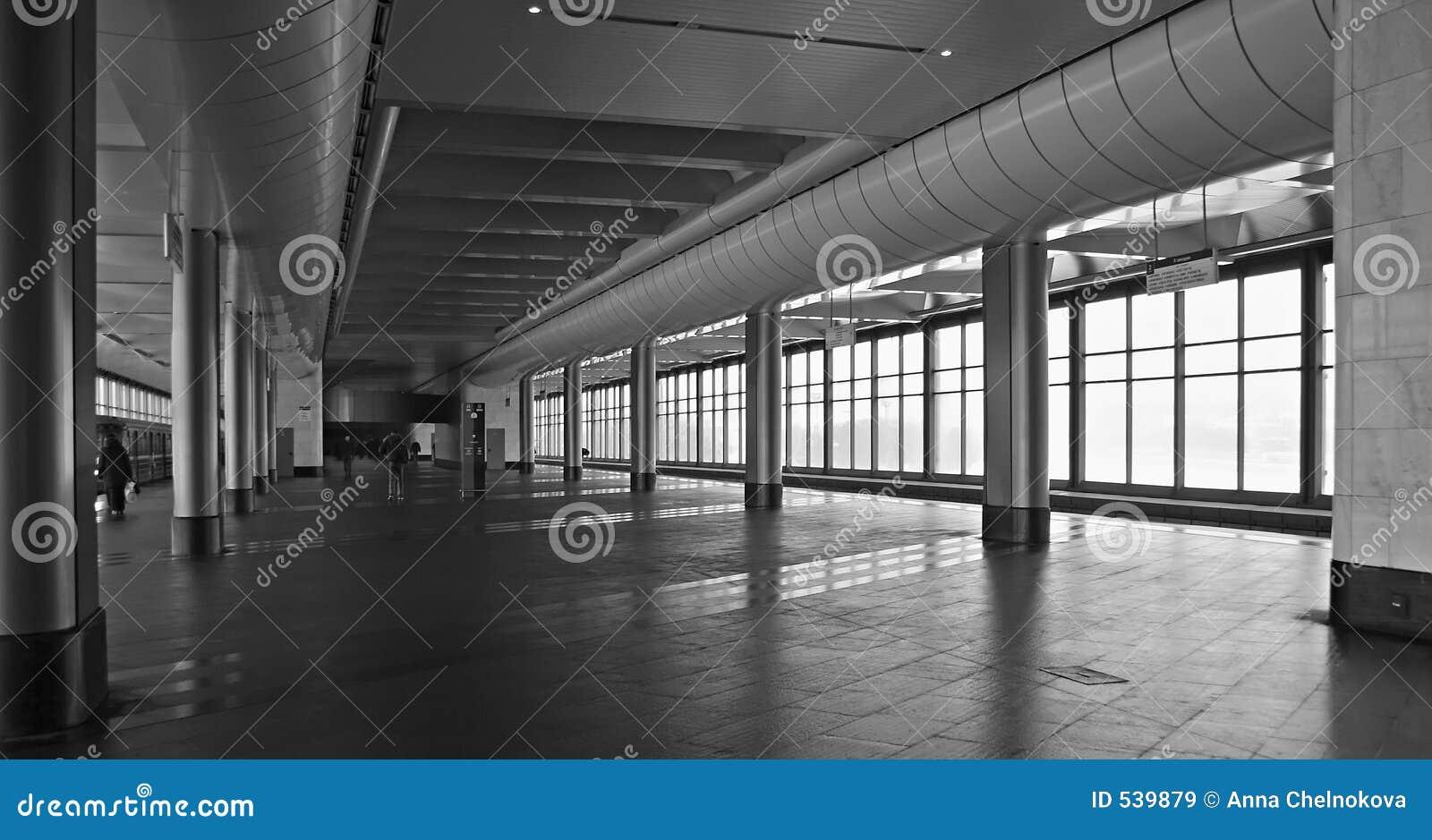 Estação do metro