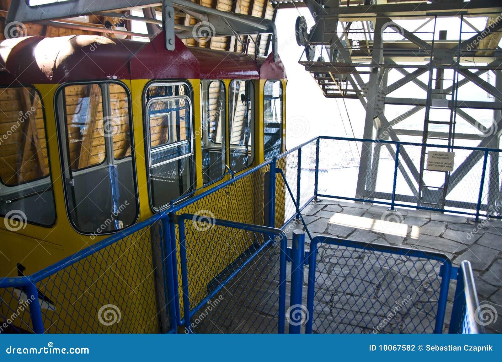 Estação do teleférico