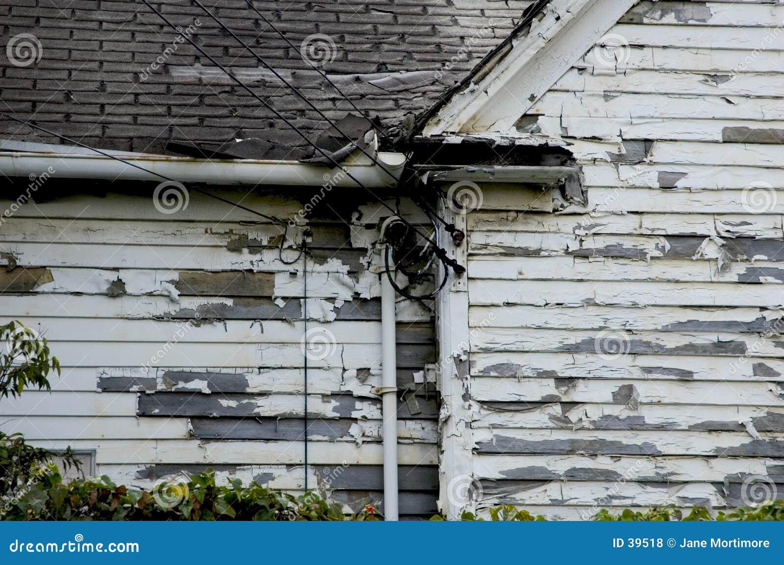 Download Esta casa vieja foto de archivo. Imagen de apartadero, escalonado - 39518