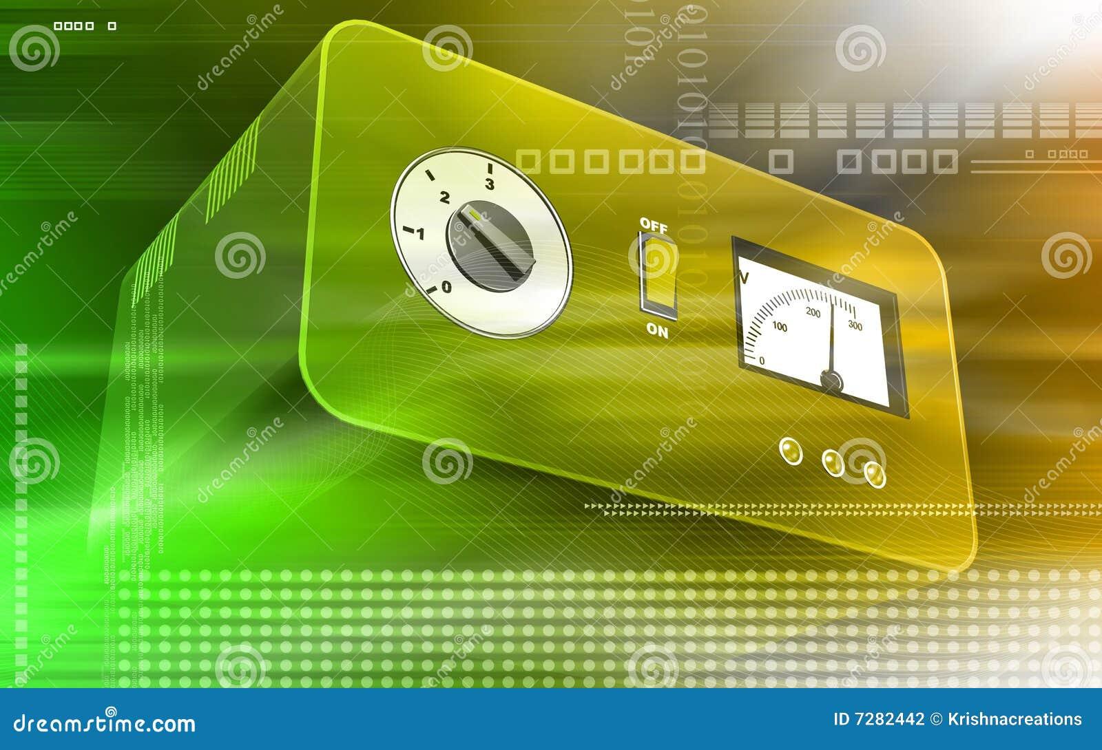 Estabilizador electrónico