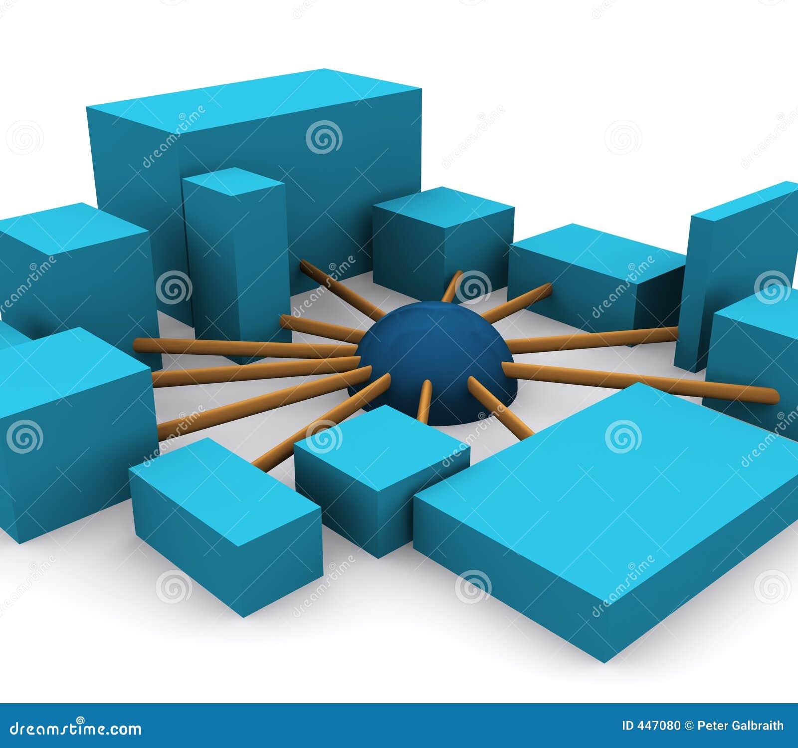 Establecimiento de una red 1