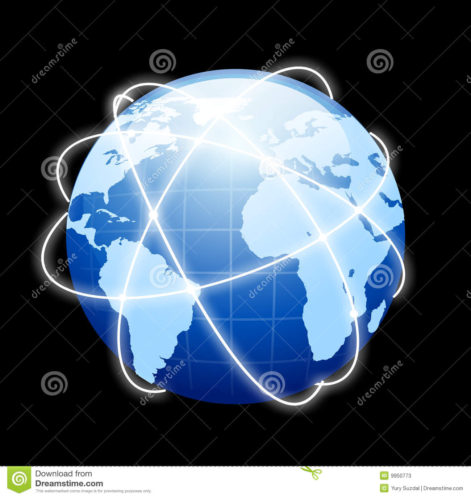 Establecimiento de una red de la tierra