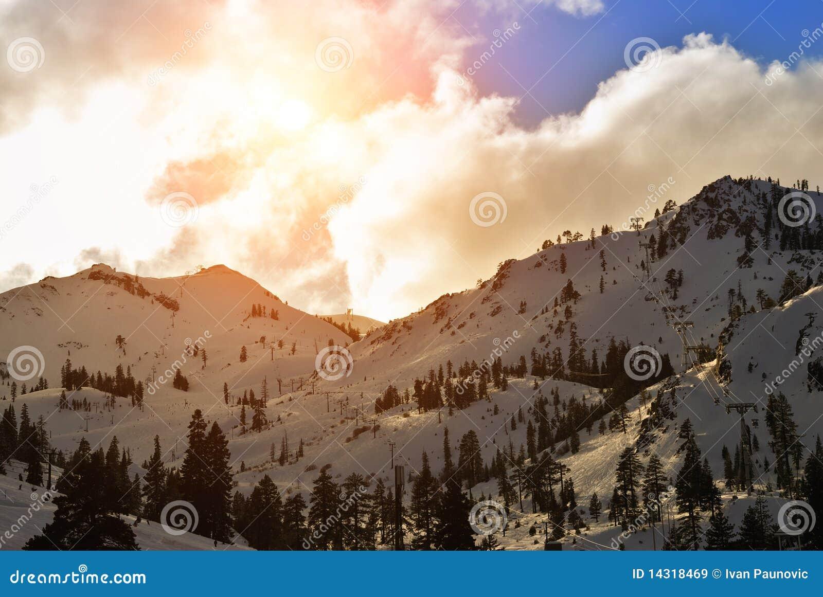 Estación de esquí de Squaw Valley