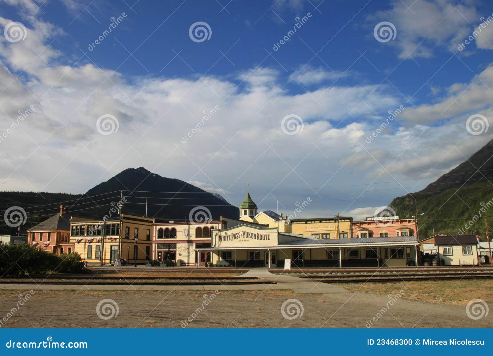 Estación de tren de Skagway
