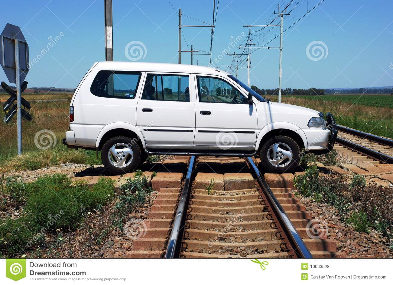 Estacionamento perigoso