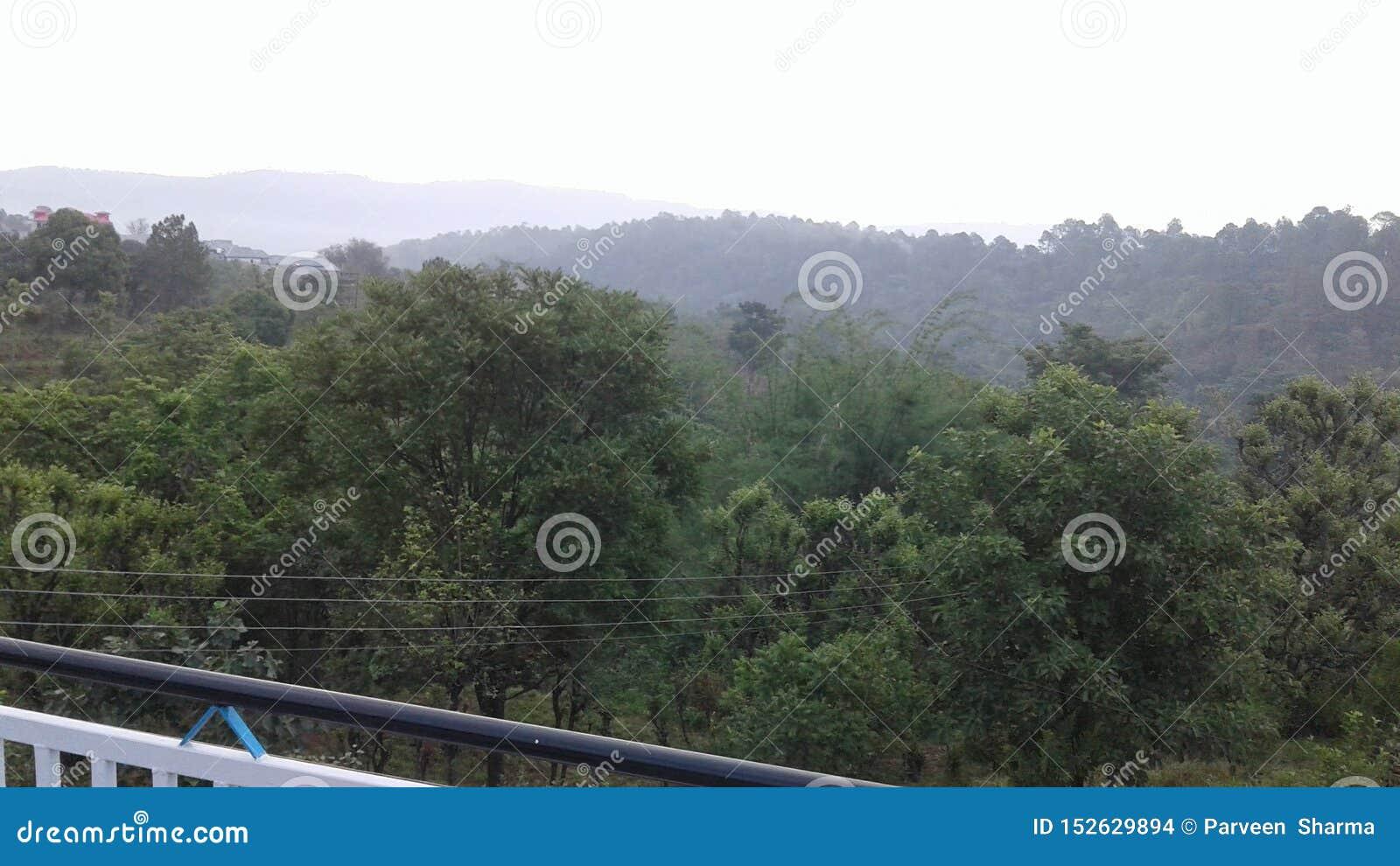 Estaciones de la colina de Himachal Pradesh