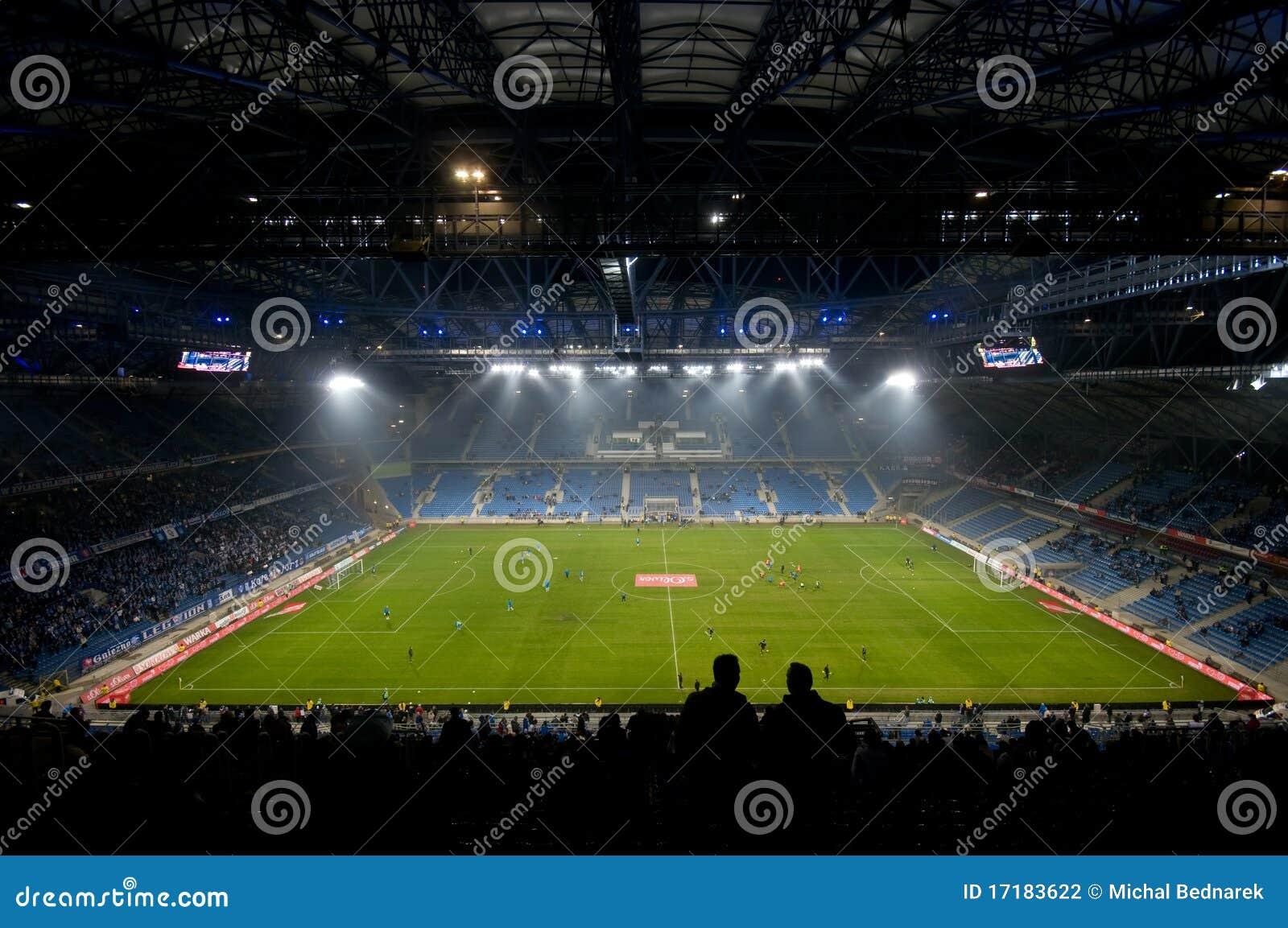 Estadio 2012 del euro. Poznán, Polonia