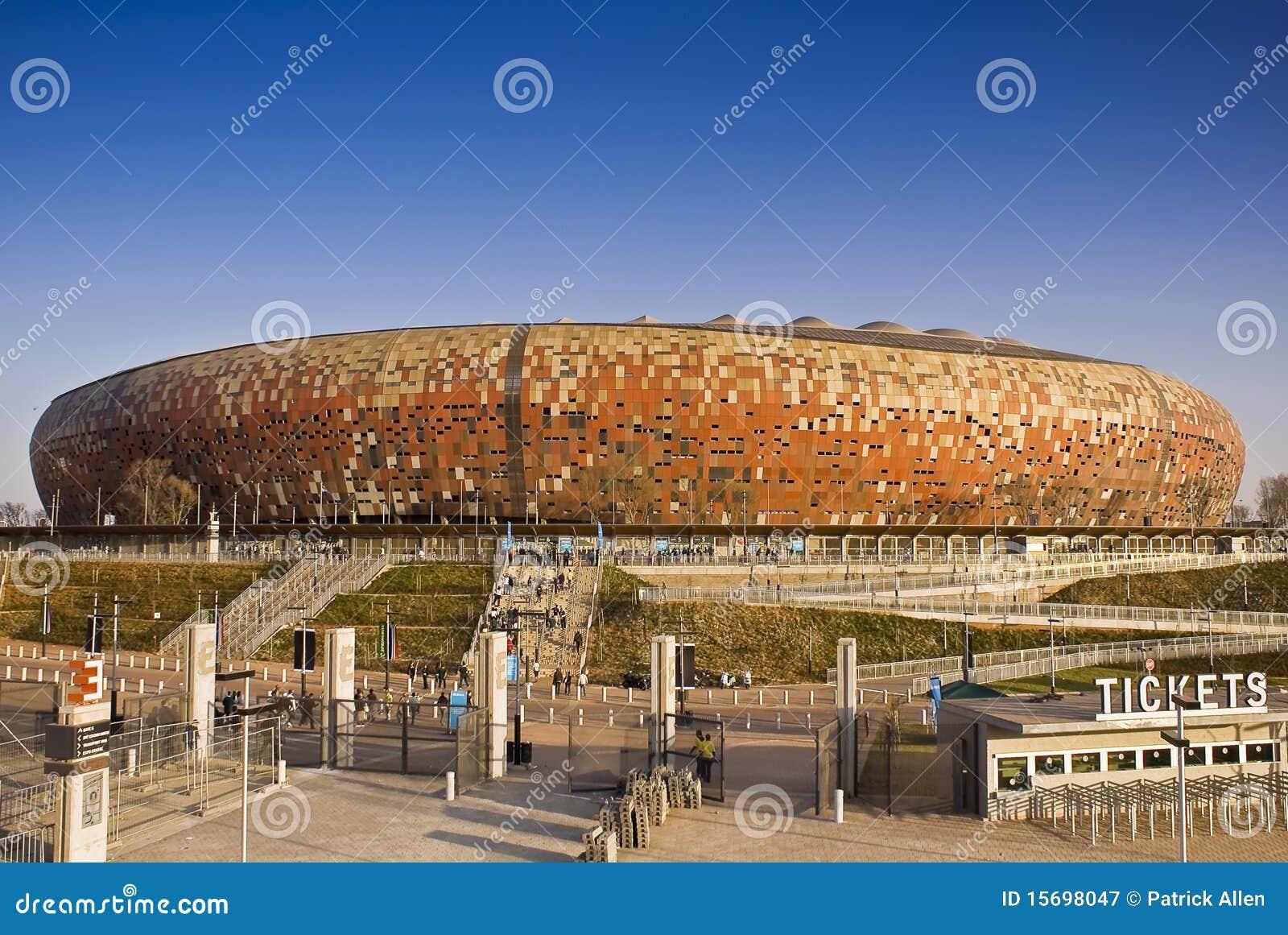 Estadio de FNB - estadio nacional (ciudad del fútbol)