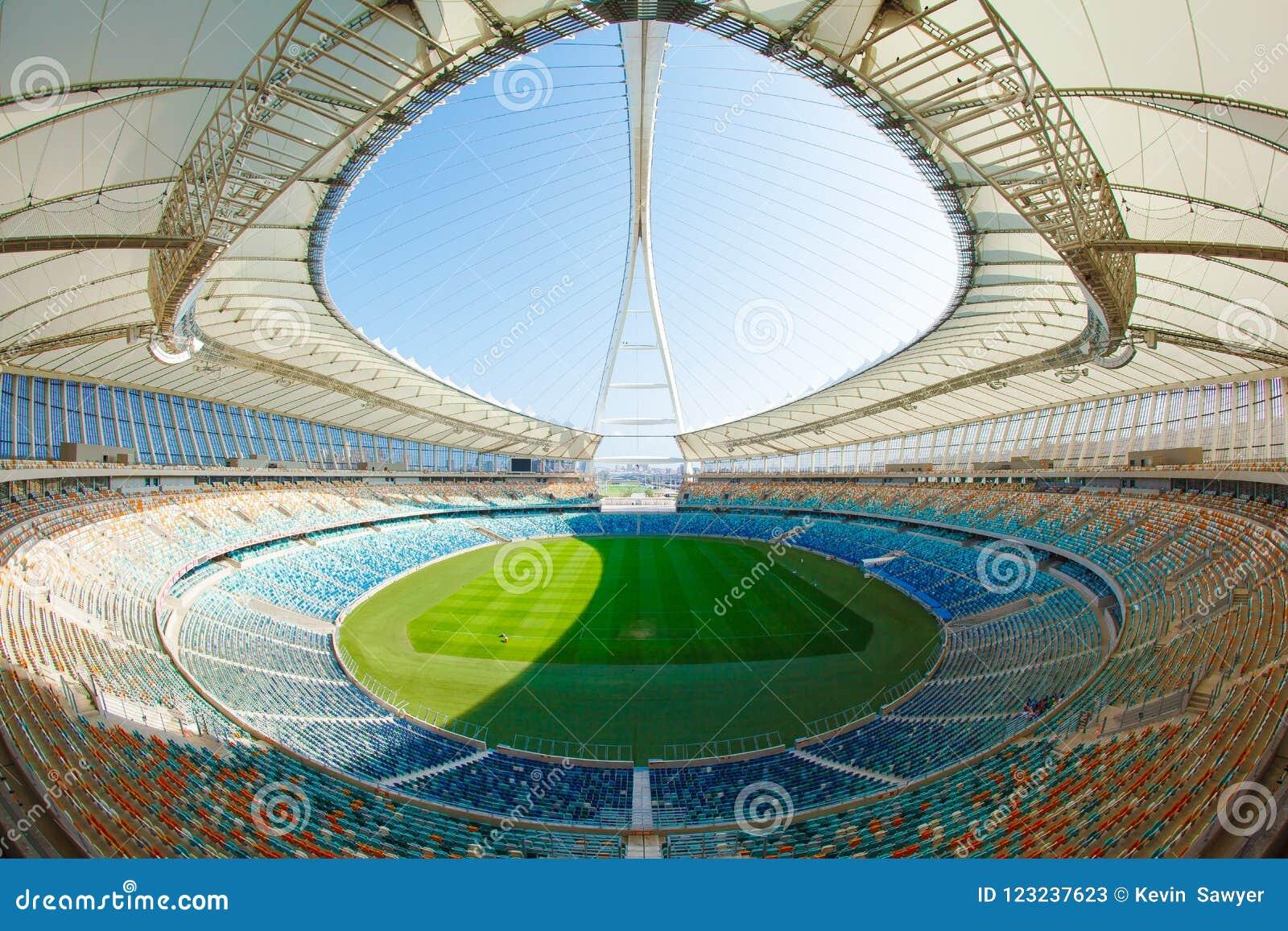 Estadio de Moses Mabhida, Durban, Suráfrica