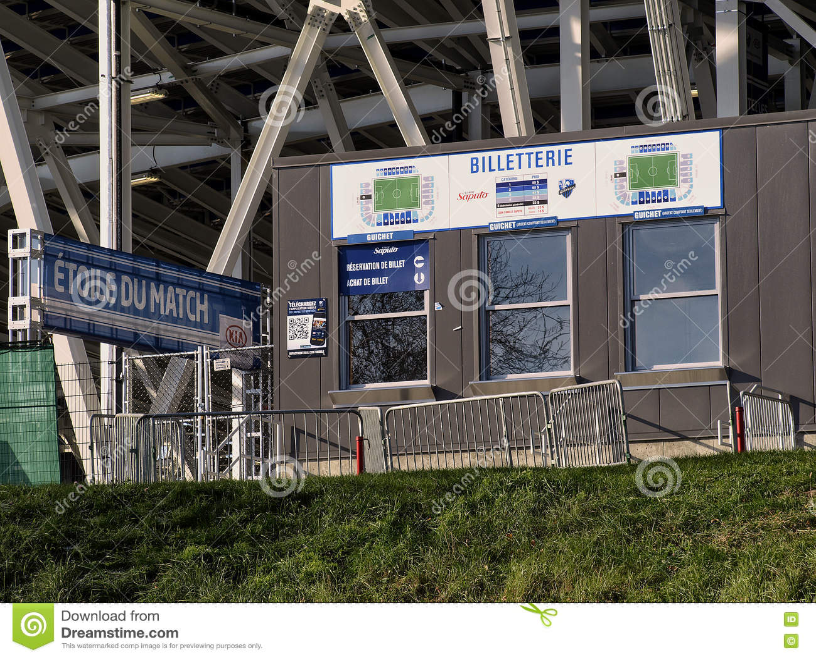 Estadio de Saputo
