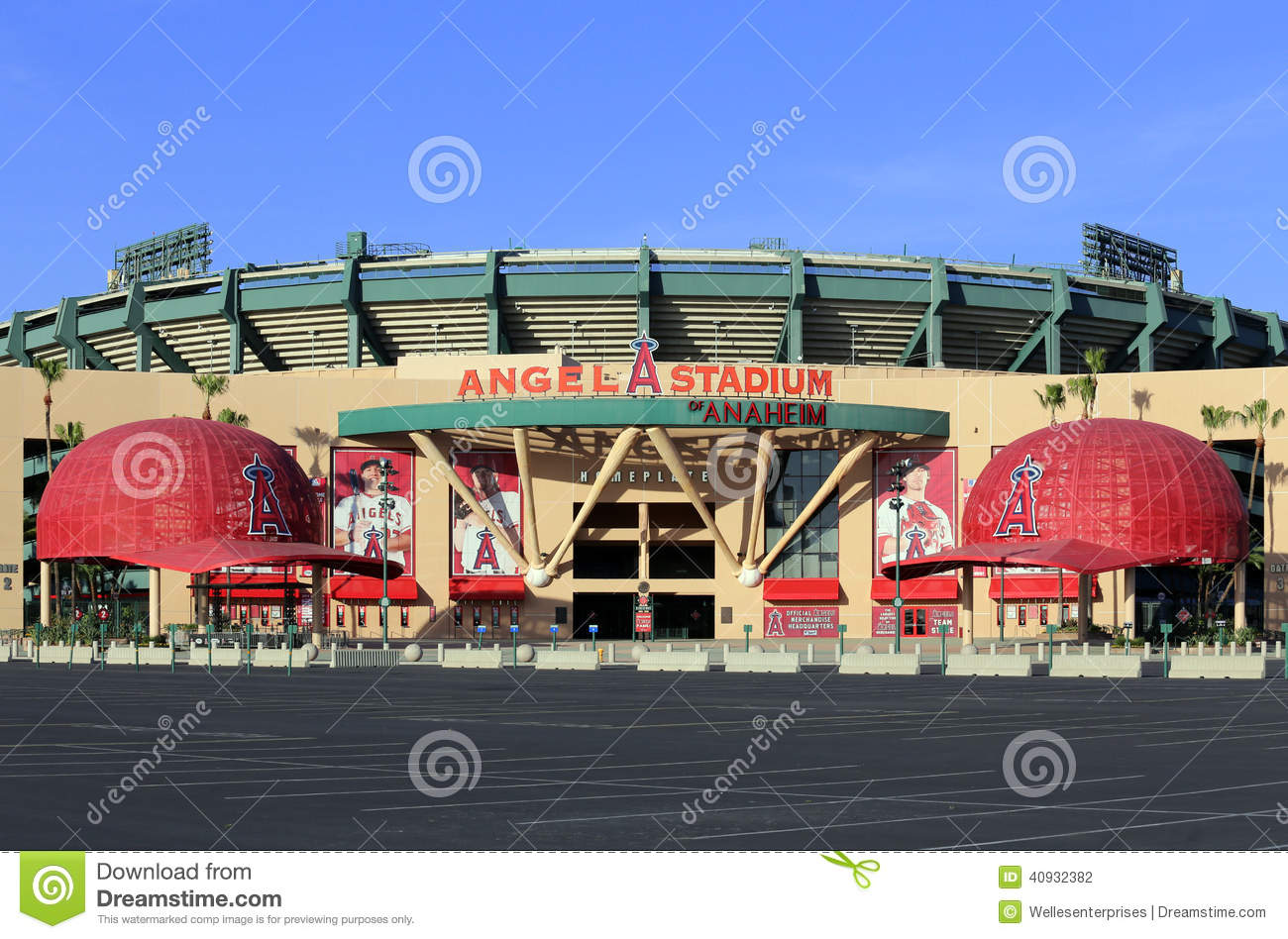 Estadio del ángel de Anaheim