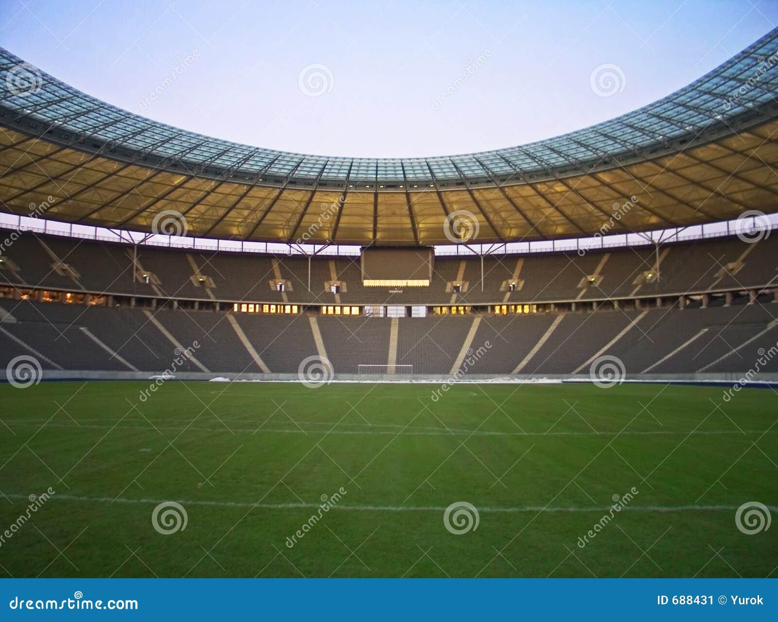 Estadio vacío