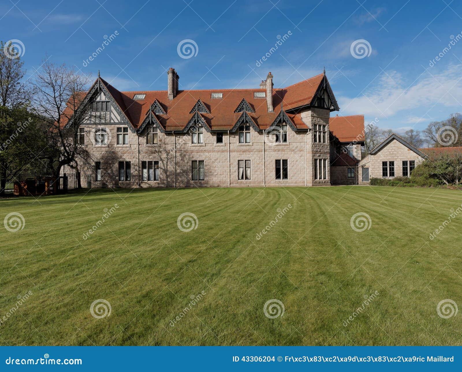 Estado de la casa de campo de marcha escocia 17 de mayo - Casas rurales escocia ...