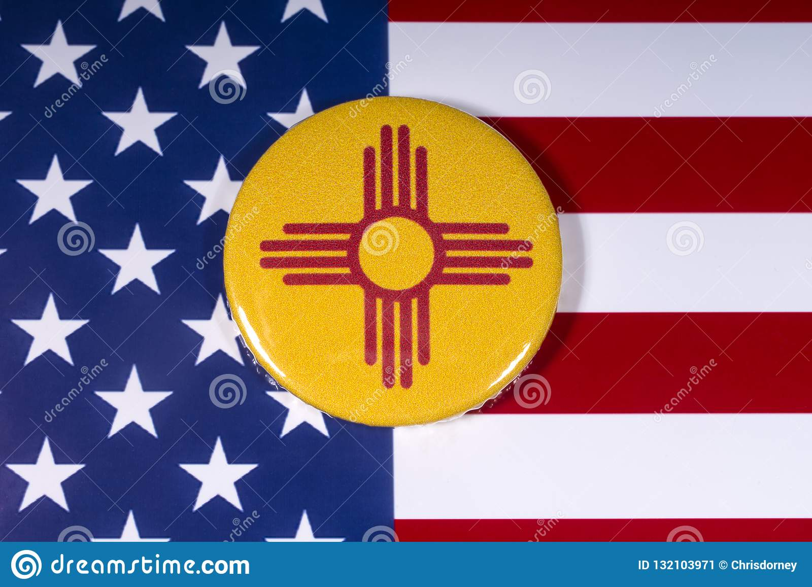 Estado de New México en los E.E.U.U.