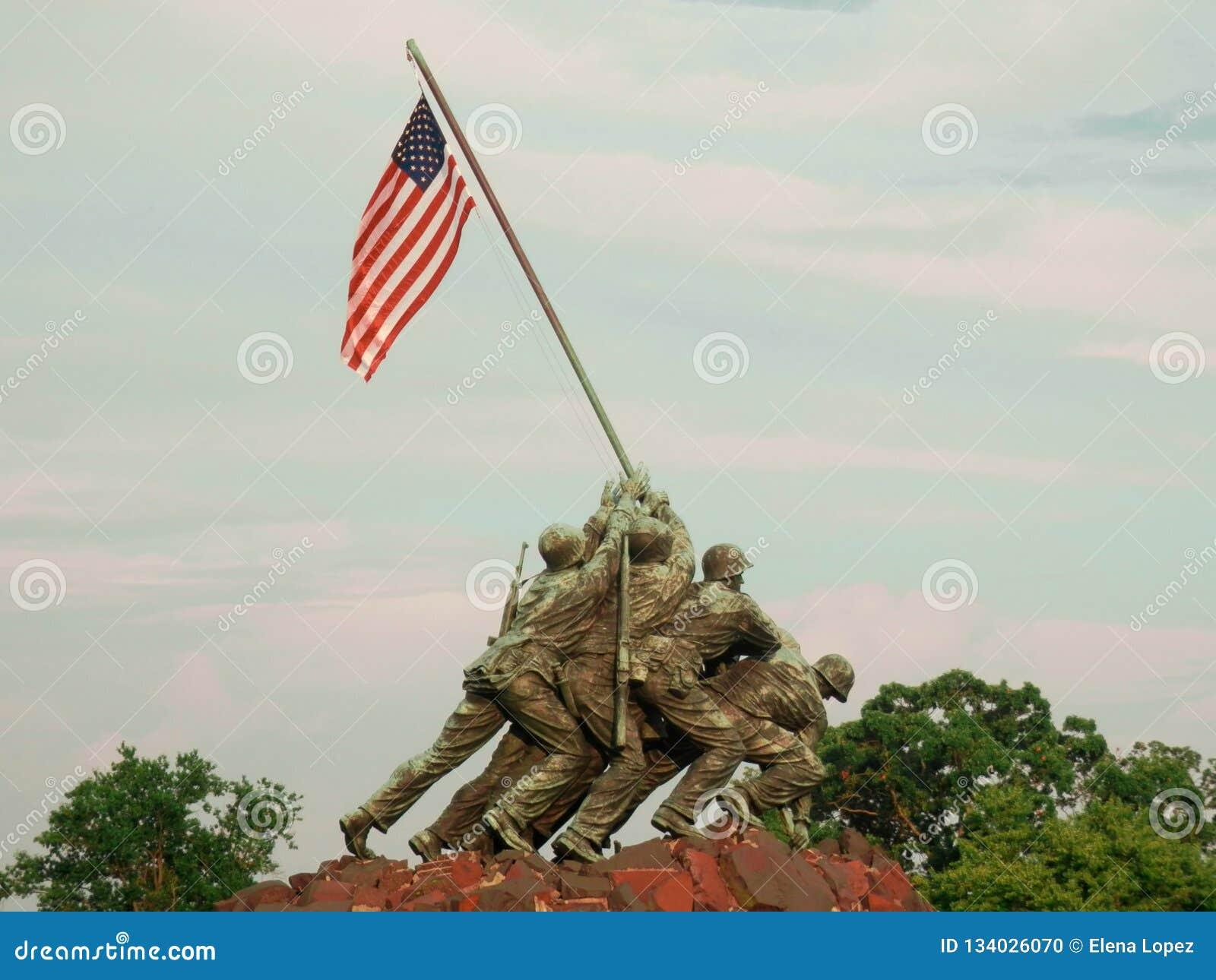 Estados Unidos Marine Corps War Memorial