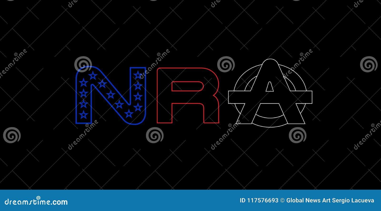 ESTADOS UNIDOS, o 27 de maio de 2018 - ideia para a anarquia da arma nos EUA