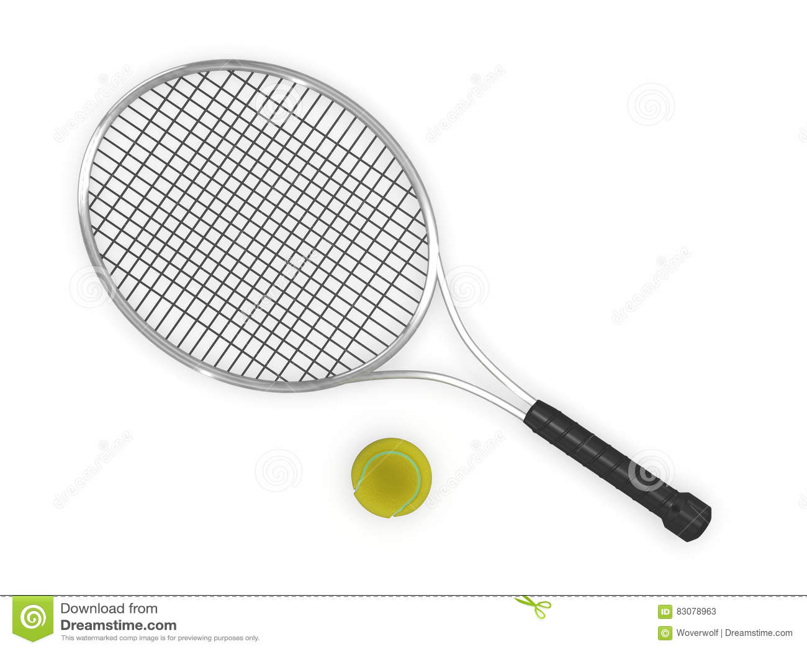 Tenis pelota stock de ilustracion ilustracion libre de stock de - Estafa De Tenis Con La Representaci N De La Bola 3d Stock De Ilustraci N