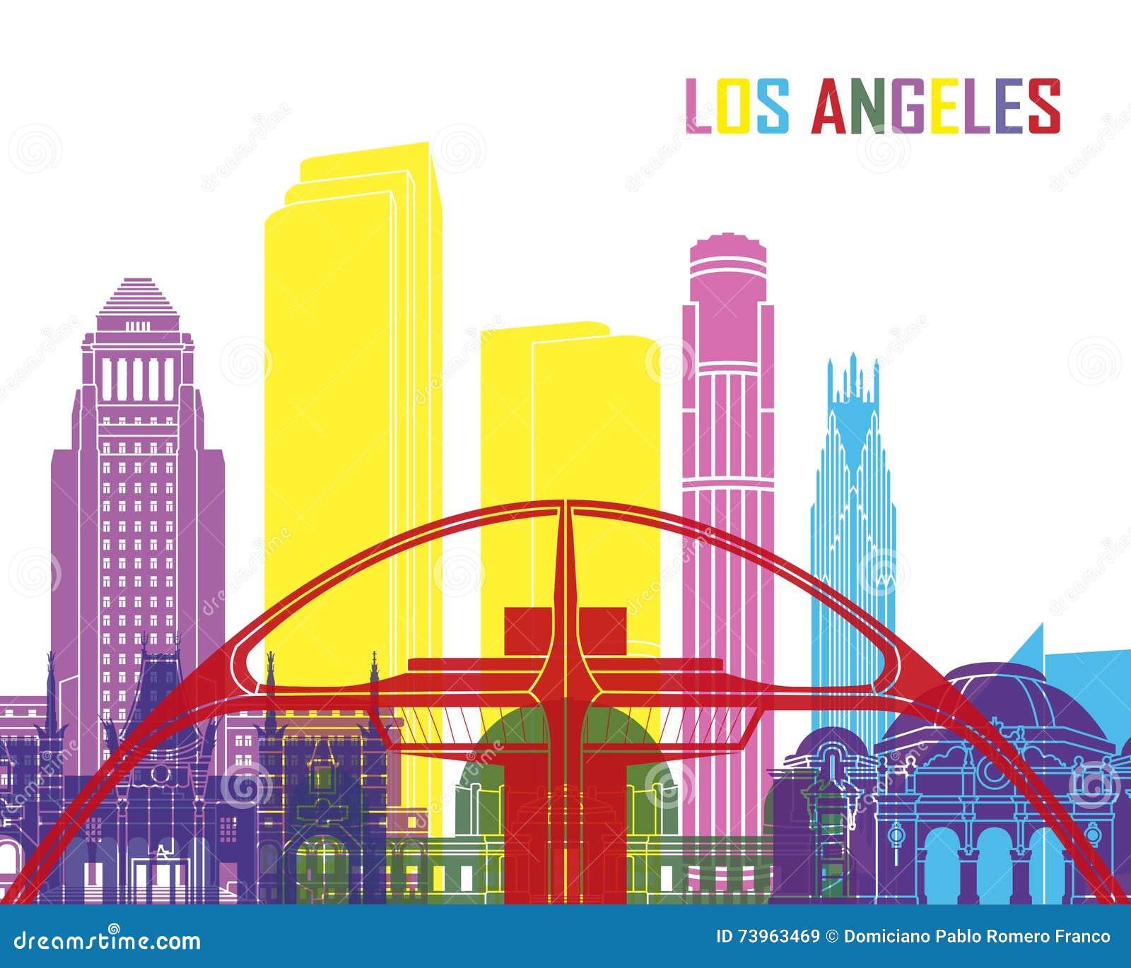 Estallido del horizonte de Los Ángeles