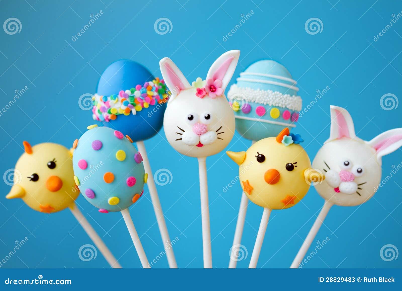 Estallidos de la torta de Pascua