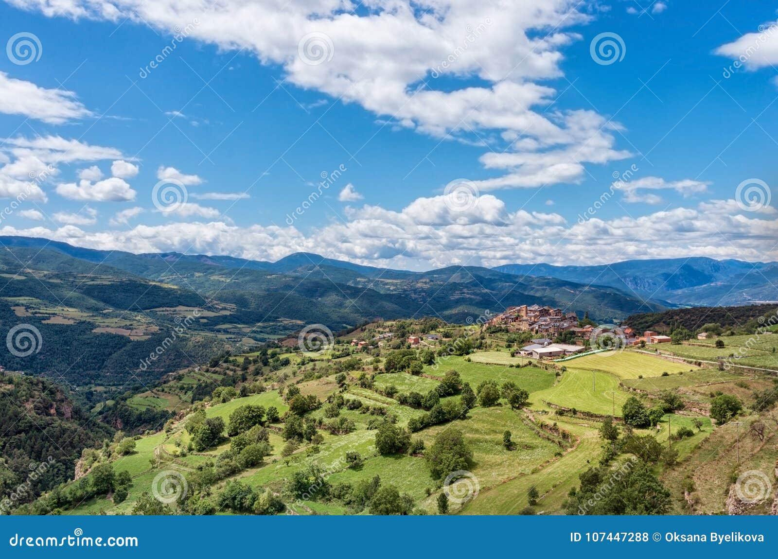 Estamariu, comarca του ALT Urgell, Lleida, Καταλωνία, Ισπανία