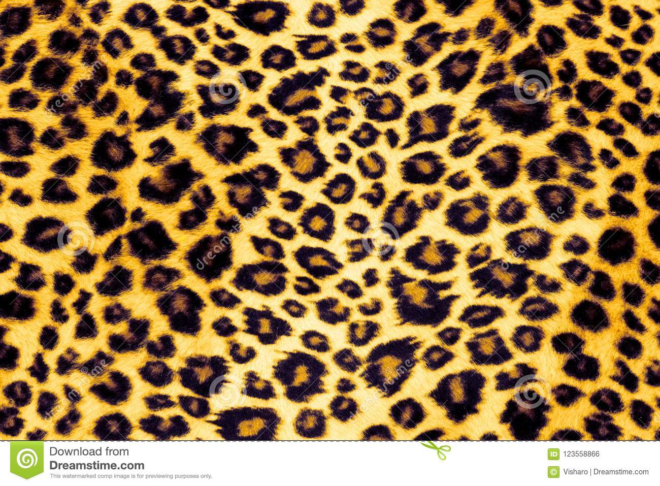 Estampado leopardo