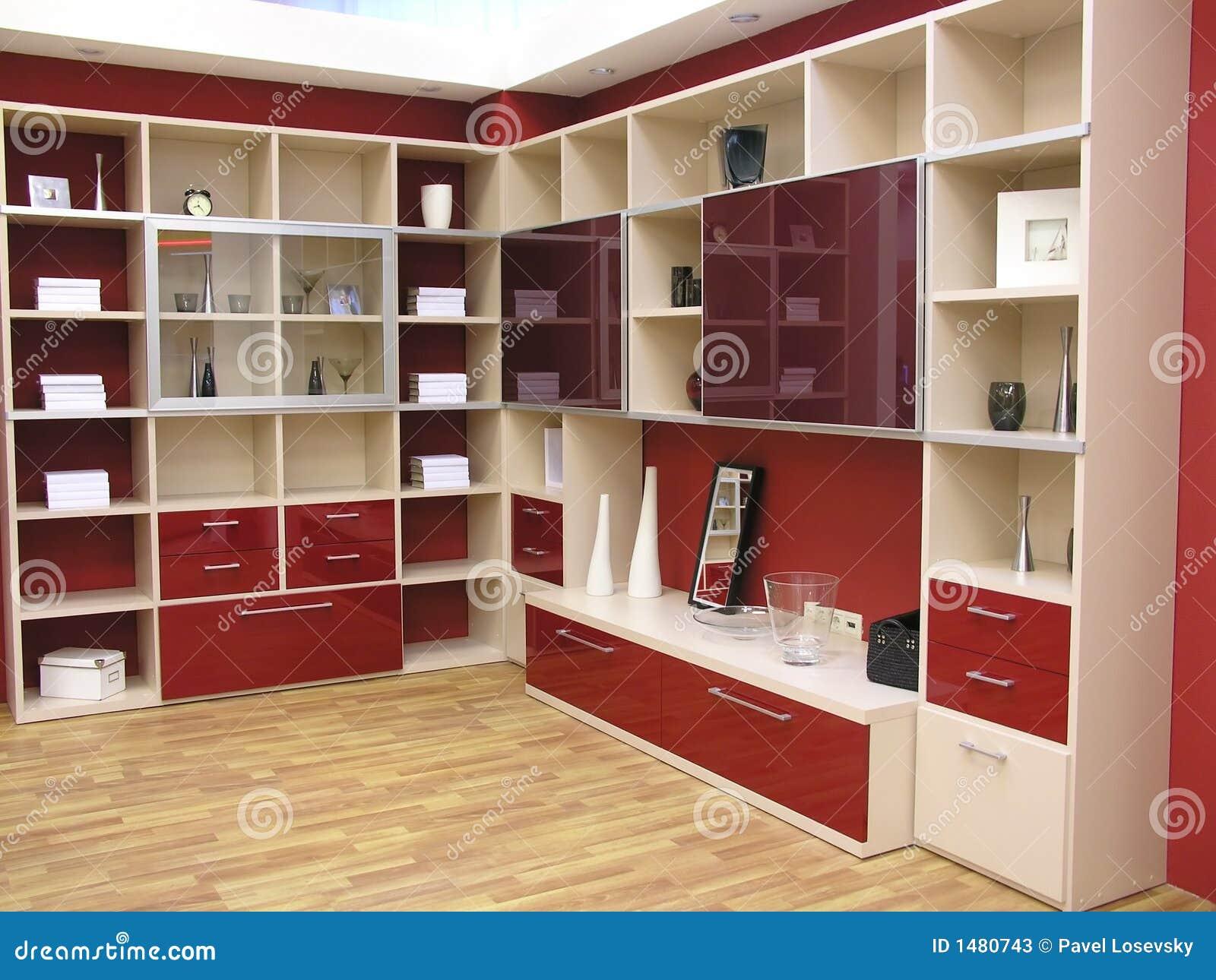Estante para libros imagen de archivo imagen de pink 1480743 - Estantes para libros ...