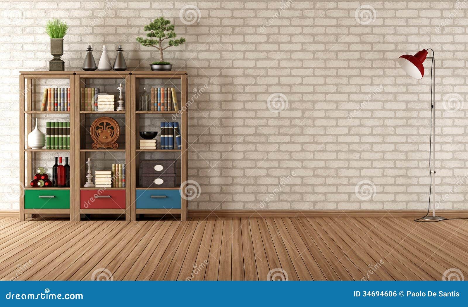 ladrillo with estante para libros Estante Para