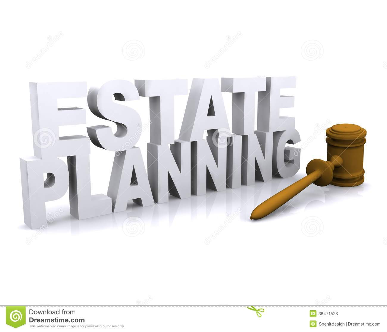 Estate Planning: Estate Planning Royalty Free Stock Photos