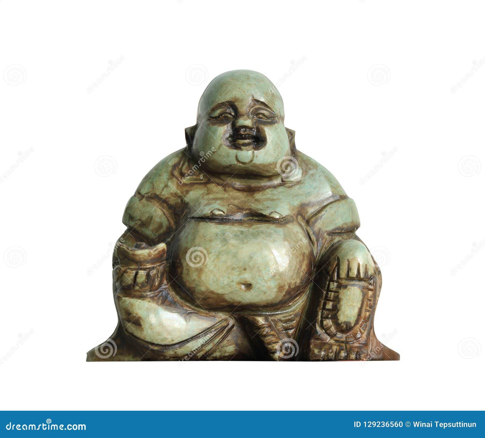 Estatua china de Buddha