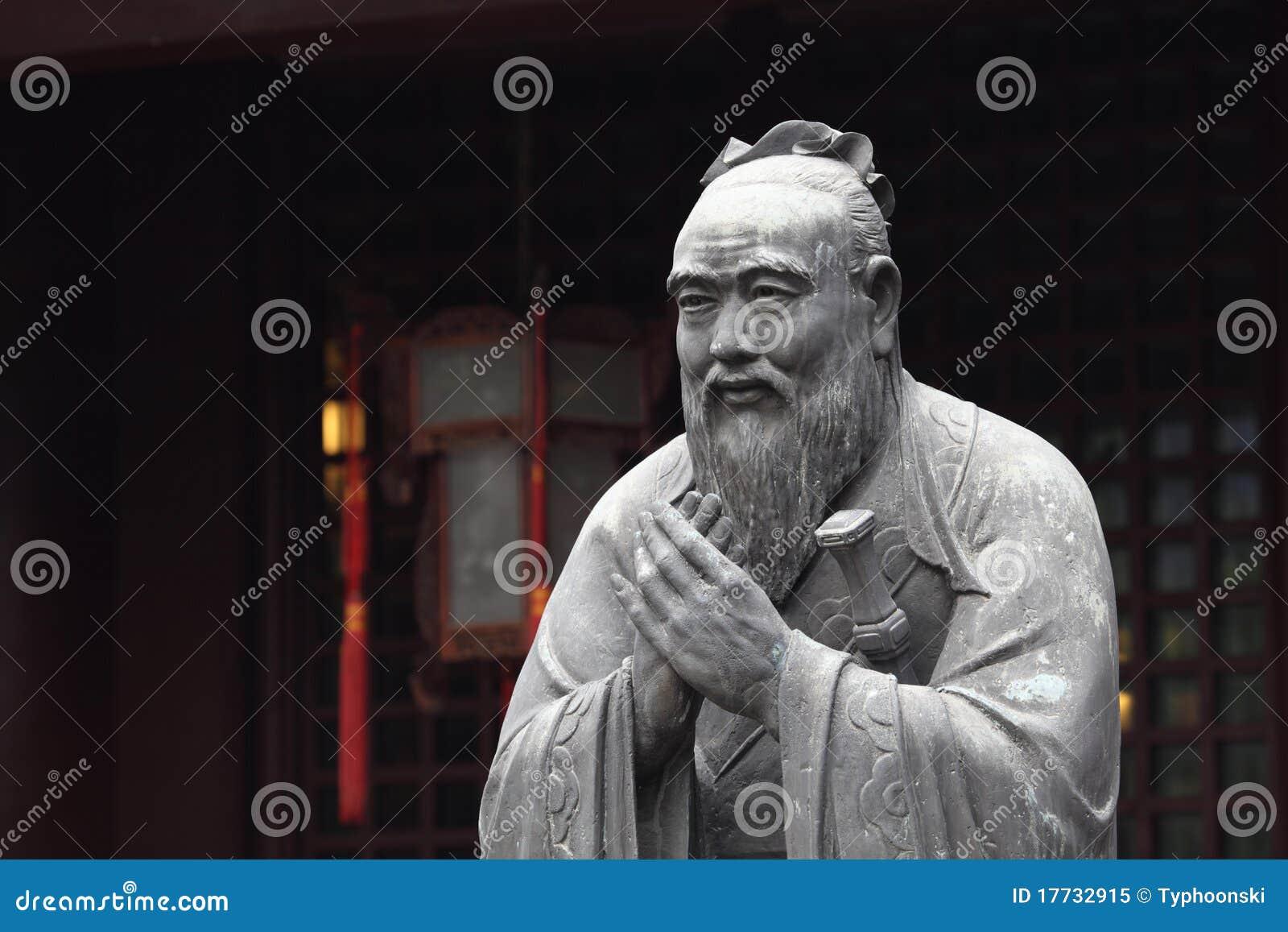 Estatua de Confucius