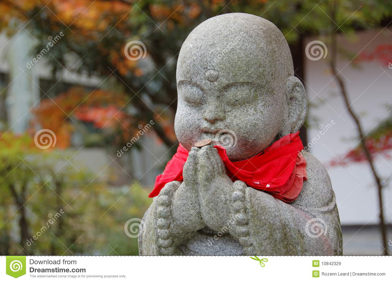 Estatua de Jizo
