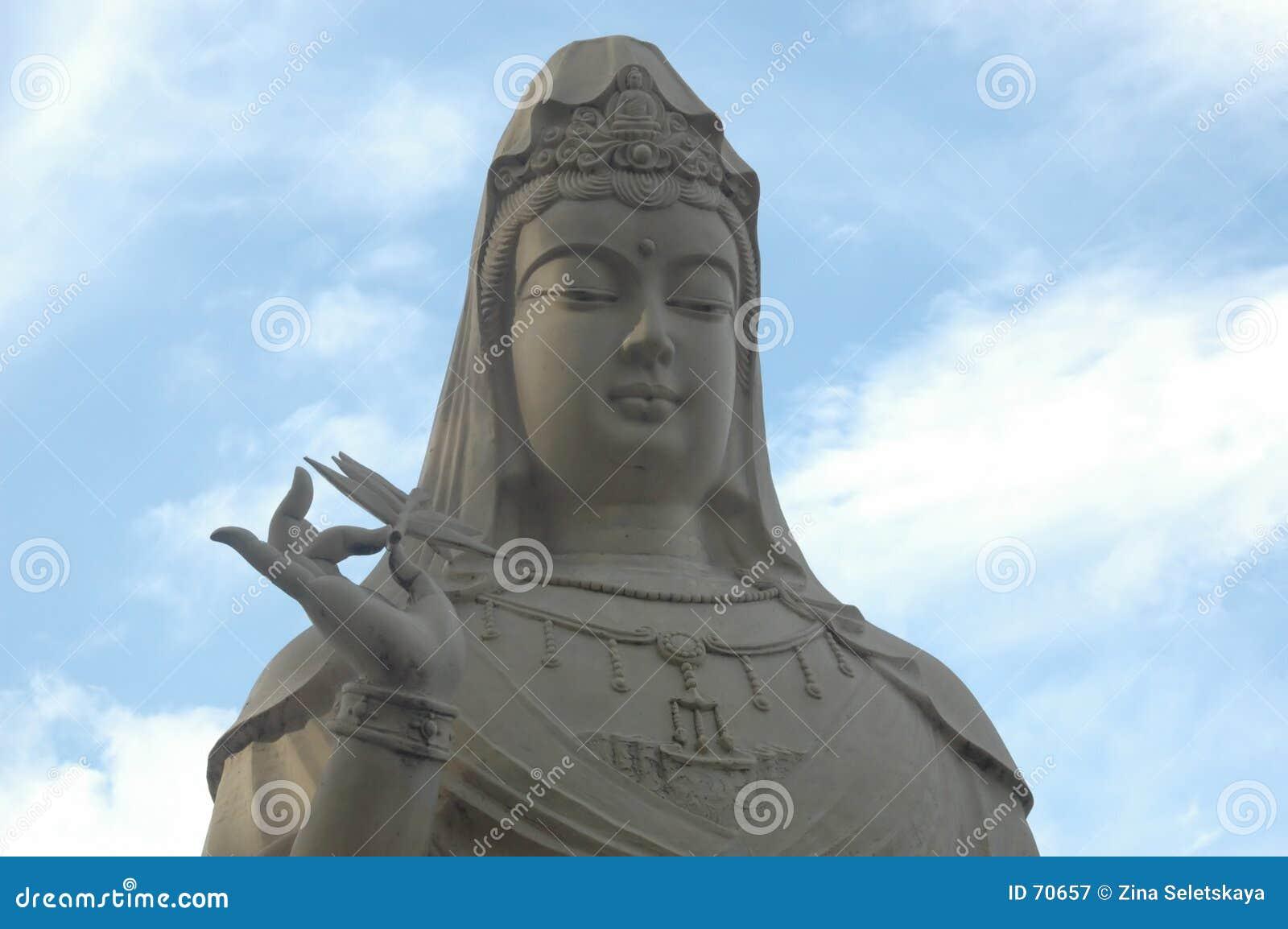 Estatua de Kuan-yin