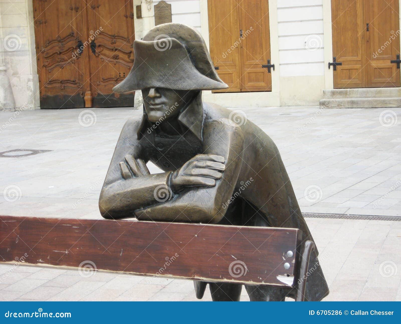 Estatua de Napoleon en Budapest