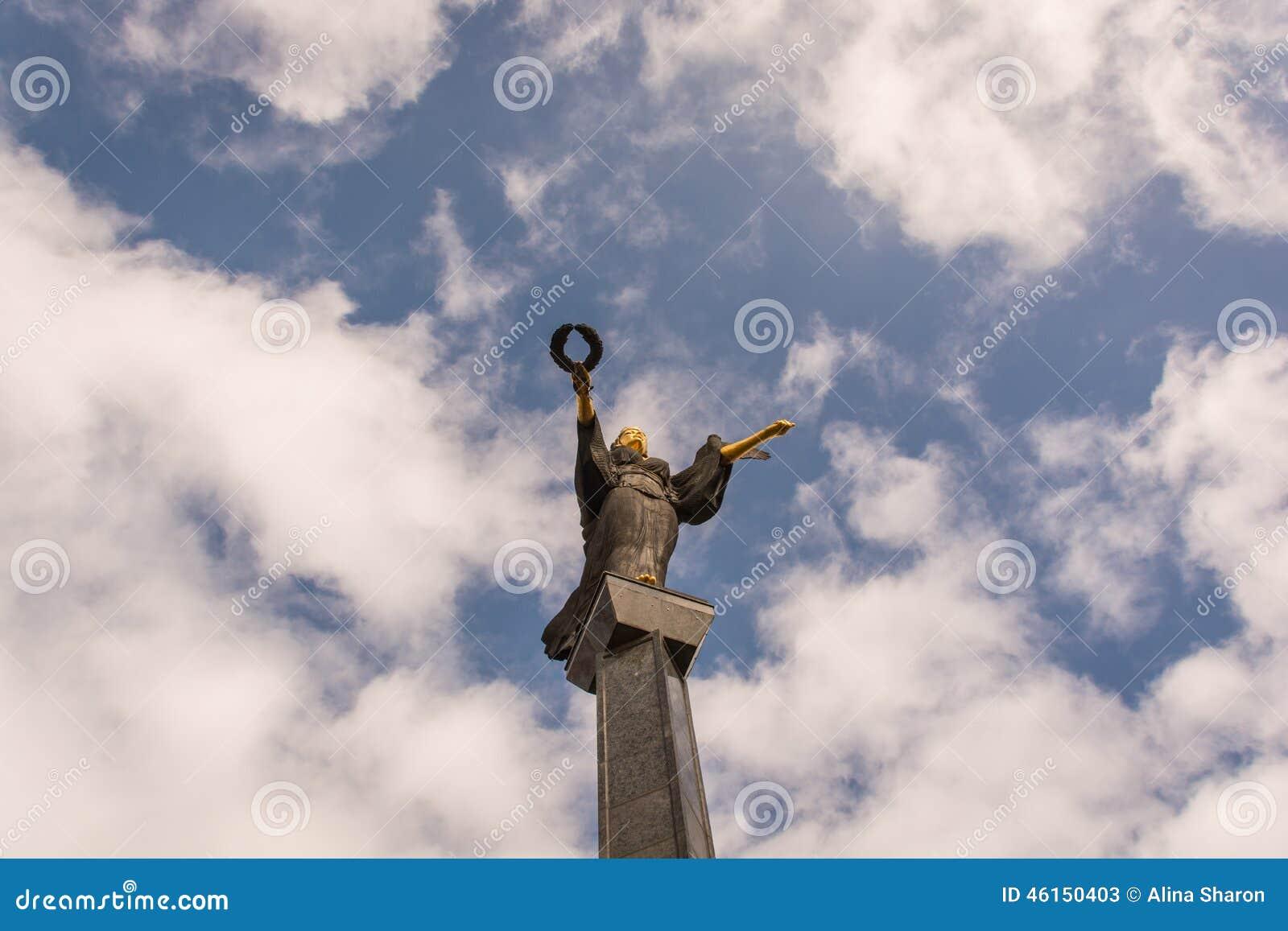 Estatua del santo Sofía