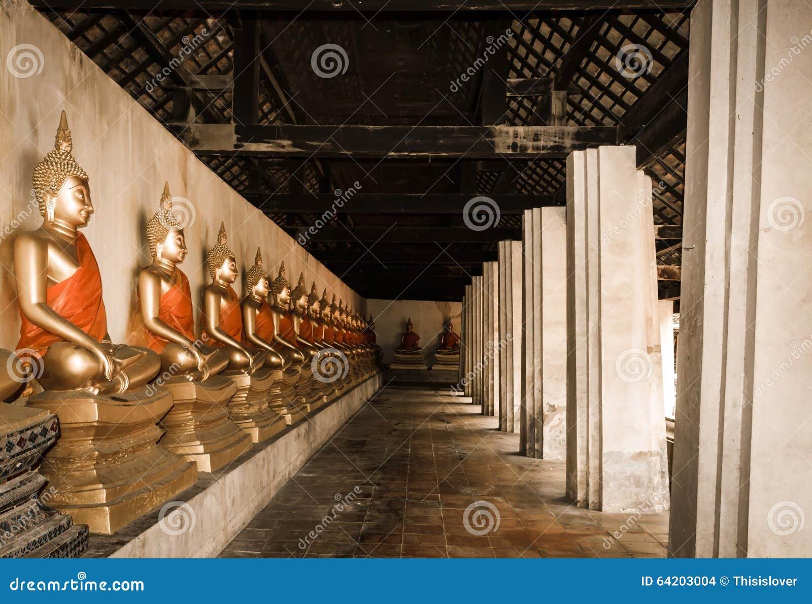 Estatuas de Buddah
