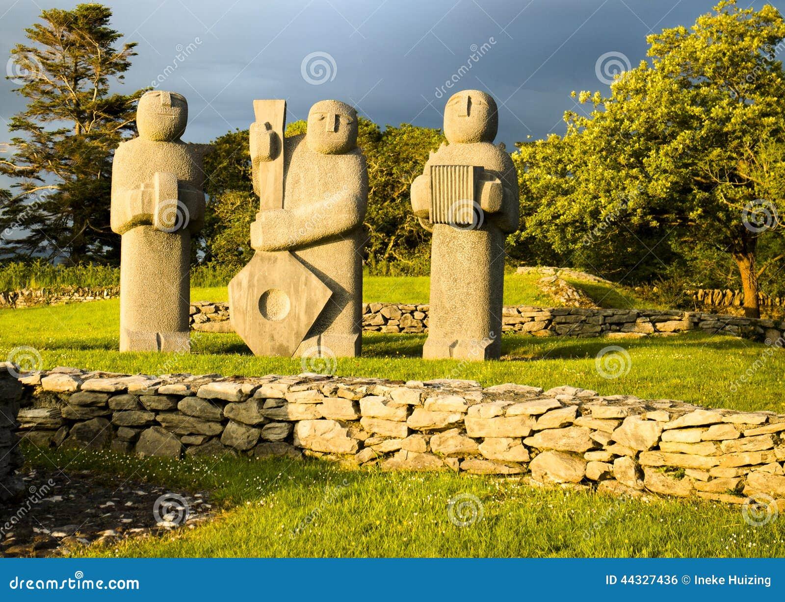 Estatuas de Kenmare