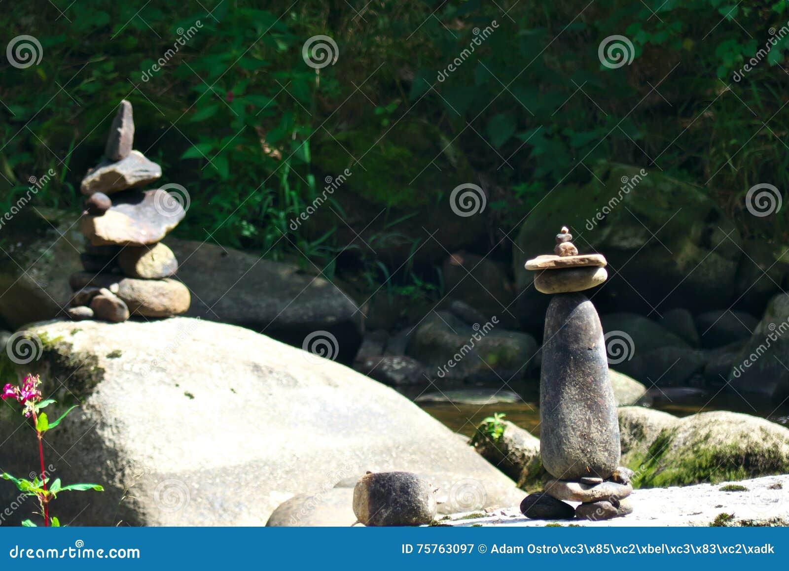 Estatuas de la roca