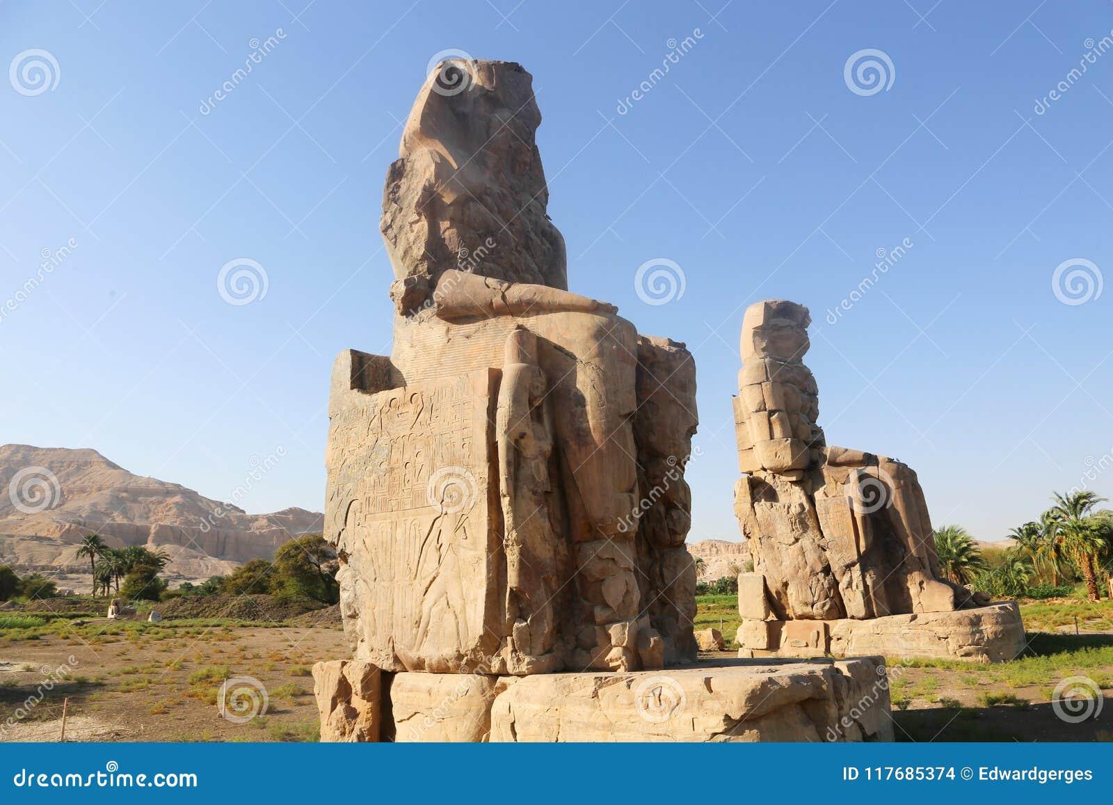 Estatuas de Memnon