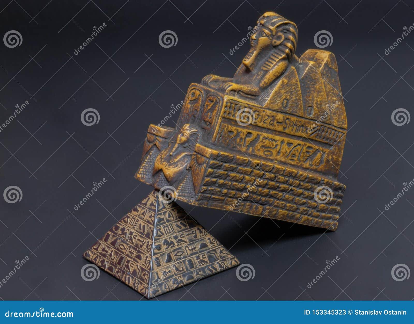 Estatueta da esfinge
