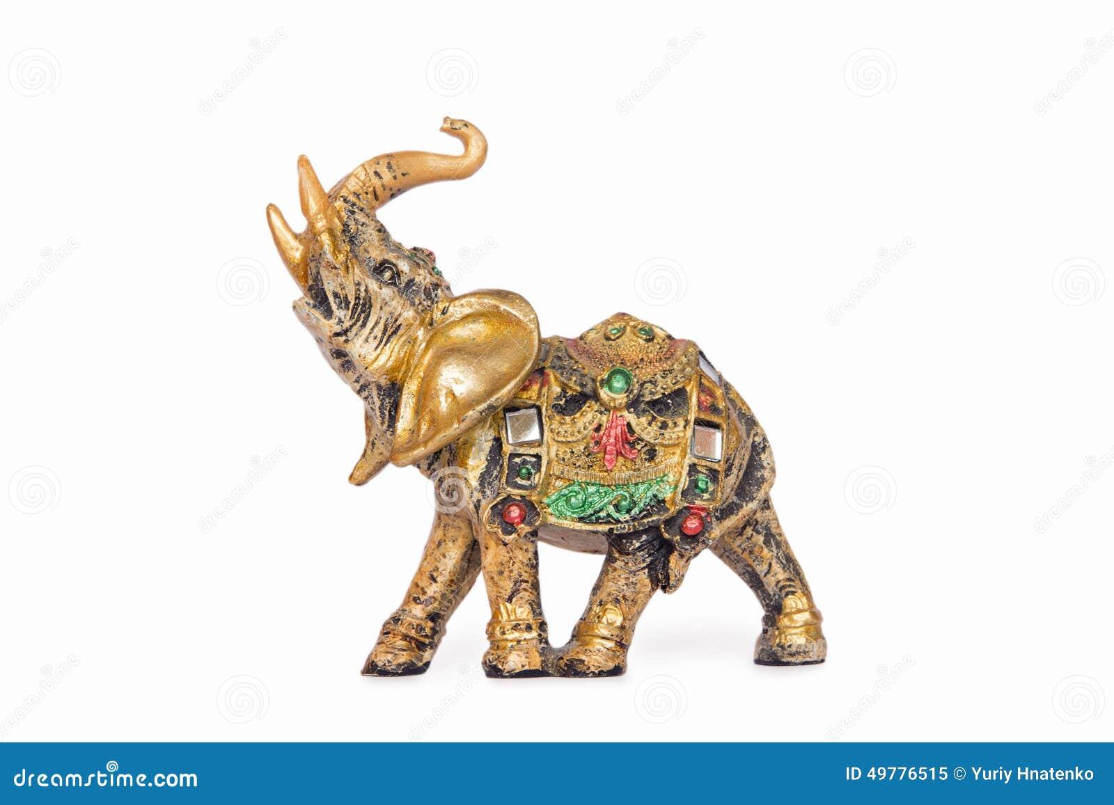 Estatuilla de un elefante